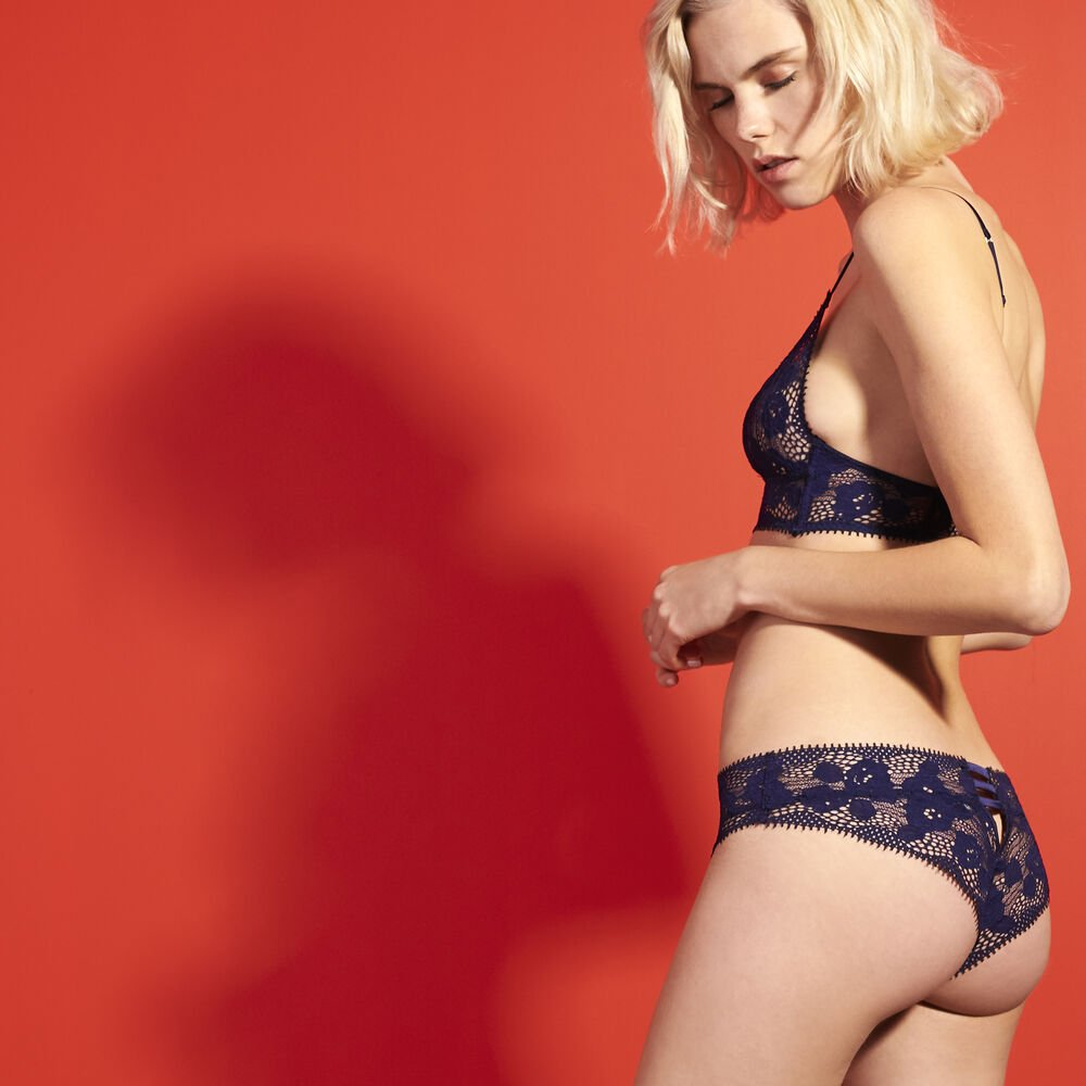 Tanga midnight navy.
